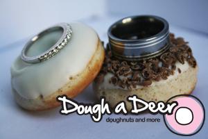 mini doughnuts for weddings