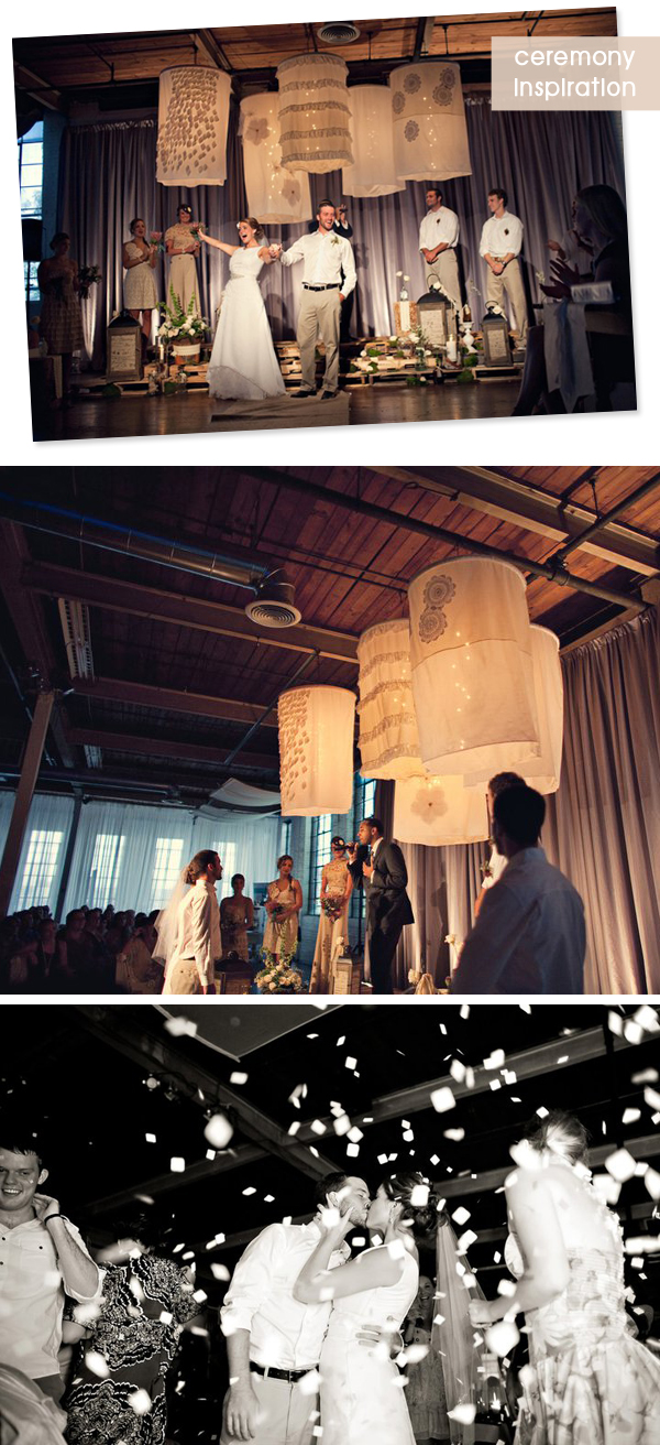The NOT Wedding Event - to inspire real brides!