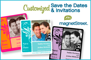 Personalized Wedding Invitations, Save the Dates and Programs